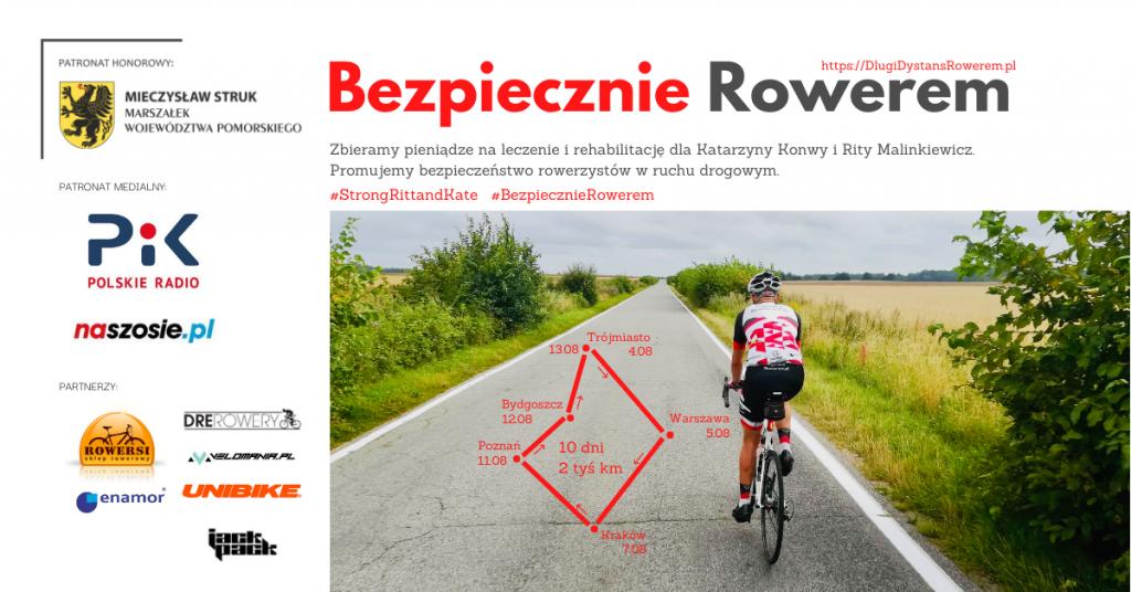 inicjatywa promująca akcję bezpiecznie rowerem